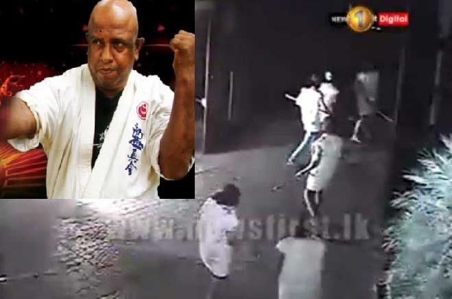 Five police teams investigating Anuradhapura karate champion killing