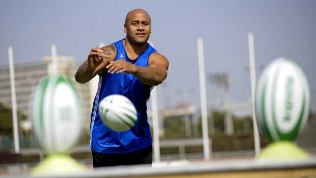 New Zealand rugby union great Jonah Lomu dies aged 40