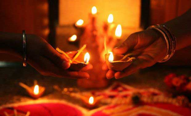 Deepawali – the festival of lights celebrated today