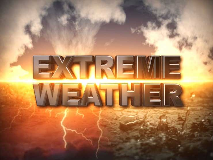 Met.Dept warns of showers across the Island amongst the aftermath of the extreme weather
