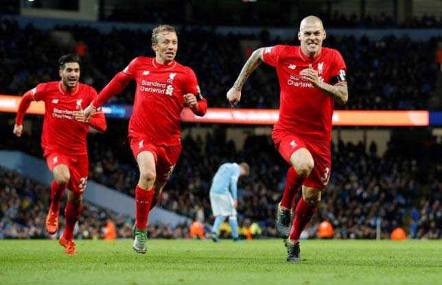 Manchester City gets thrashed at home by Liverpool