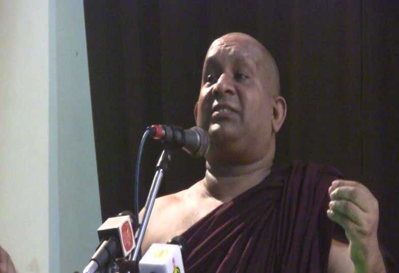 Ven. Dambara Amila thero speaks of LG Elections and reconciliation