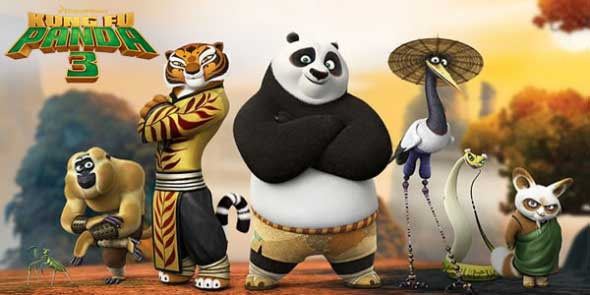 DreamWorks Animation debuts first Kung Fu Panda 3 trailer ...