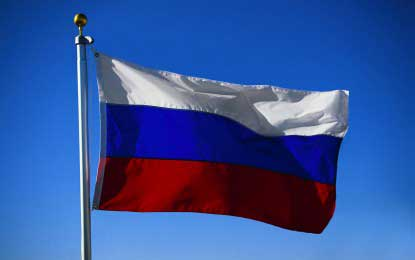 Russia's Athletic Federation suspended from international competition