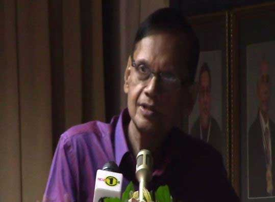 There is no doubt that electoral reform is an urgent necessity:Prof. G L Peiris