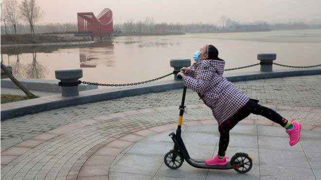 "Beijing issues second ever pollution ""red alert"""