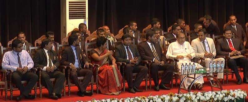 SL Youth Parliament sessions continue for second day