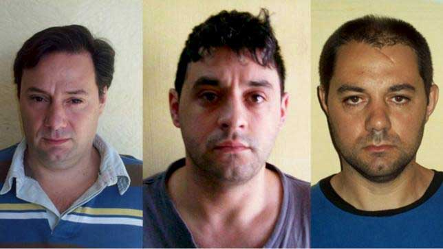 Argentine police recapture fugitive killer after 13-day manhunt
