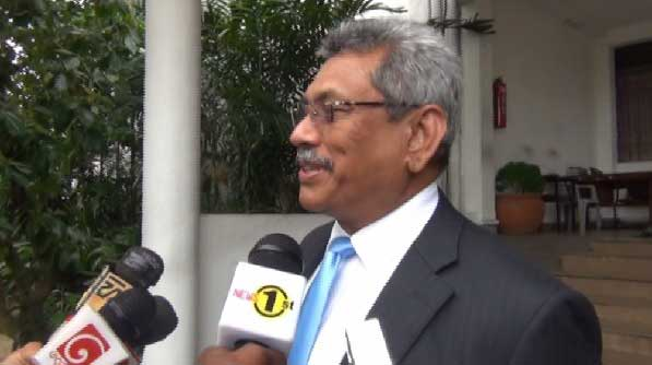 """I have not earned a single cent in an illegal manner"" : Gotabaya Rajapaksa"