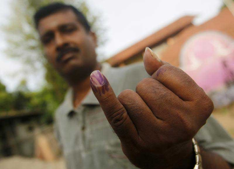 Number of voters increase; Gampaha tops the list