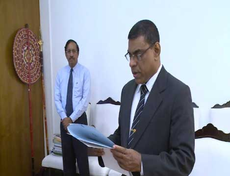 Justice Preethi Padman Surasena sworn in as Court of Appeal judge