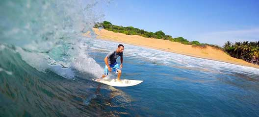 SL's beaches much sought after: New wave of surfing hits Weligama coast