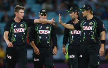 Australia name World T20 squad