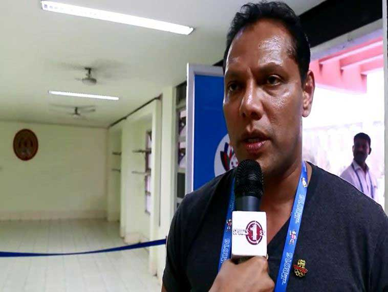 Min. Dayasiri Jayasekara announces foster scheme for winning SAG athletes