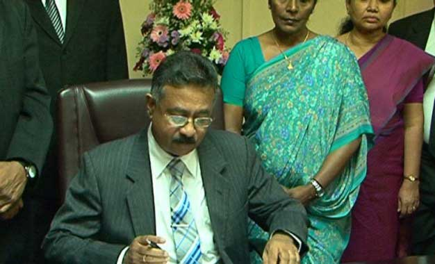New Attorney General Jayantha Jayasuriya assumes duties