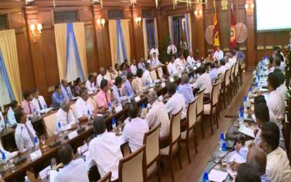 President, PM convene meeting to solve farmers' issues