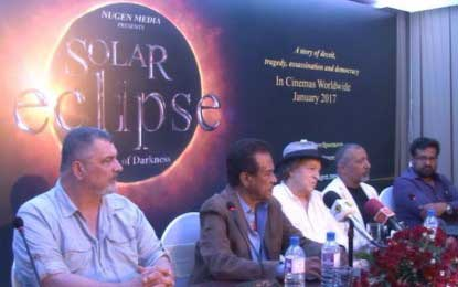 Solar Eclipse – Depth of Darkness: Stein Studios all set for production of new film