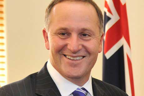New Zealand Premier to arrive on official visit