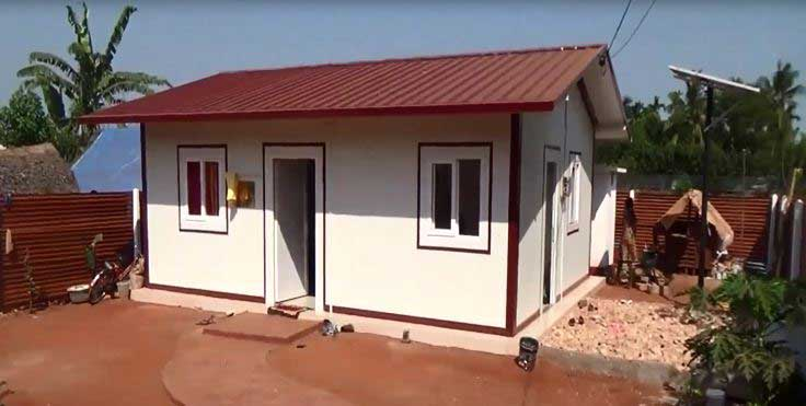 Govt-led housing project allegedly marred with irregularities