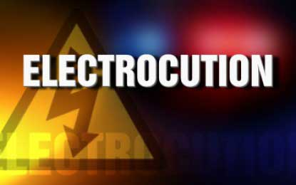Foreign national electrocuted on Hambantota ship