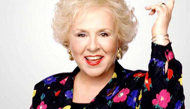 Mom on 'Everybod Loves Raymond', Doris Roberts dies