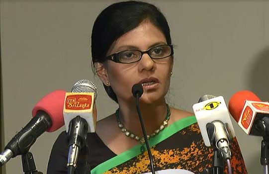 State minister Sujeewa Senasinghe comments on Thajudeen murder