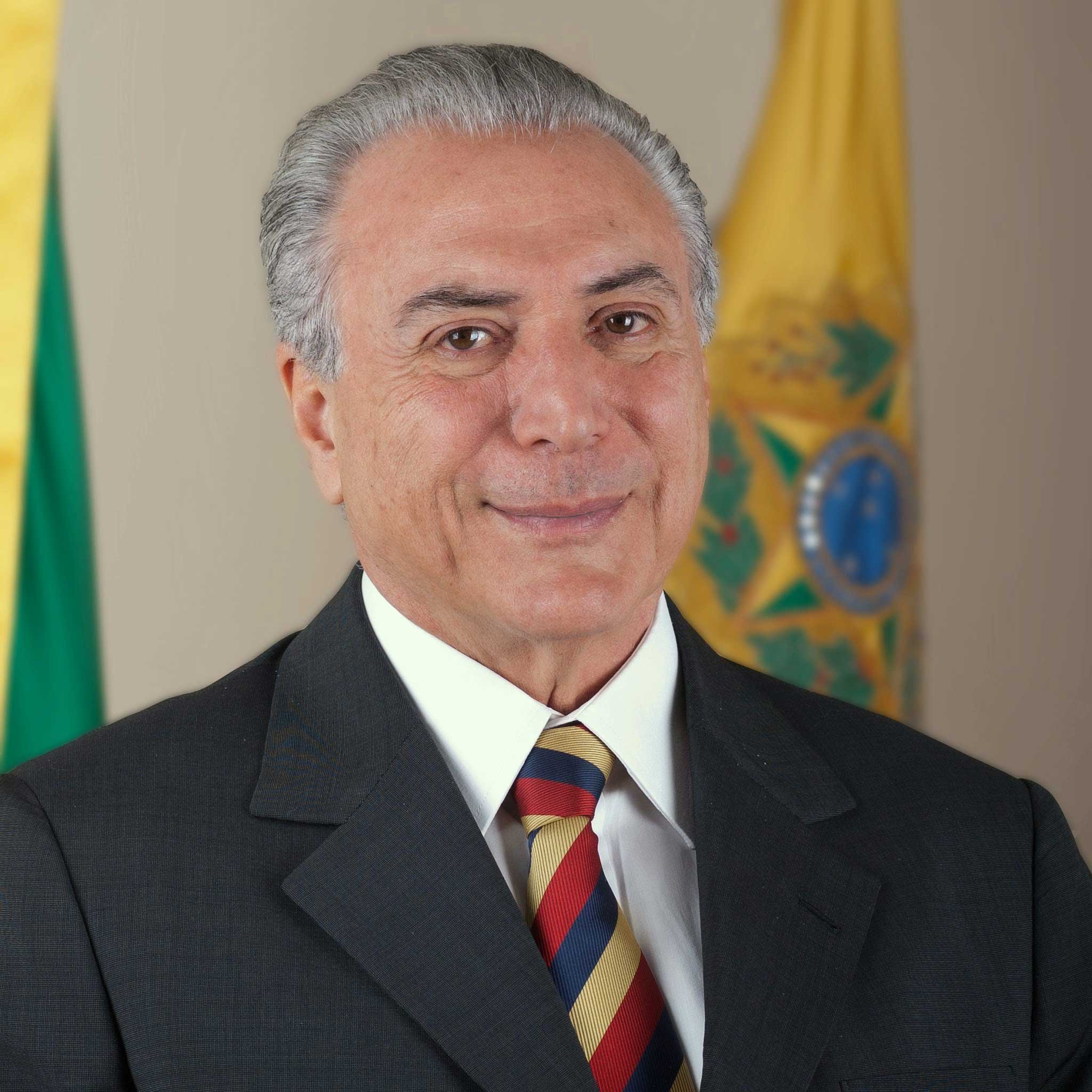 VP Michel Temer will take over as President if Rousseff is impeached