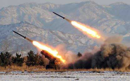 Japan orders military to be on alert for possible ballistic missiles launched from North Korea