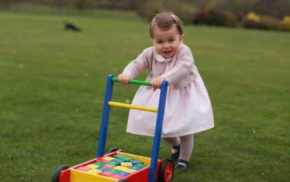 Princess Charlotte to celebrate first birthday (Pictures)