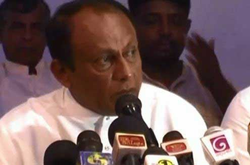 State Minister Lakshman Yapa makes observations on president's security