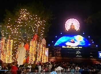 Pirith ceremonies observed ahead of Sirasa Vesak Zone