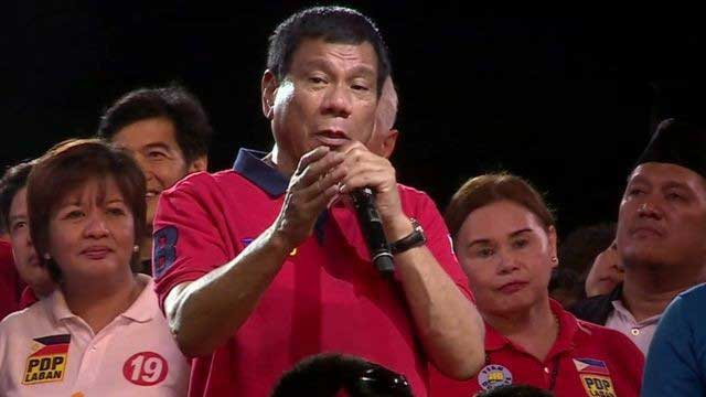 Maverick Rodrigo Duterte wins presidency