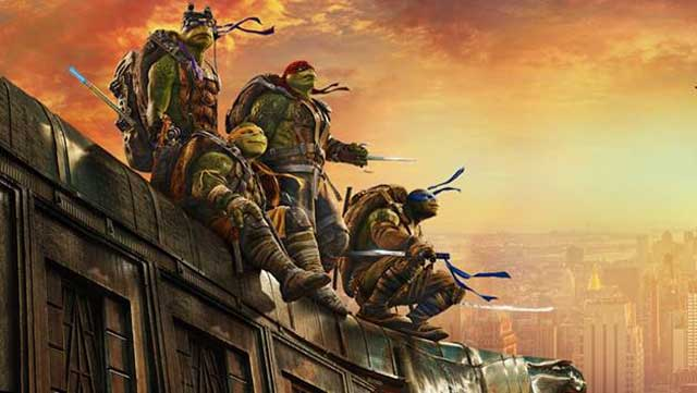 "Take a look at the new ""Teenage Mutant Ninja Turtles: Out of the Shadows"" Trailer (Watch Video)"