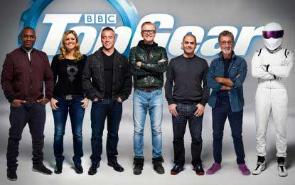 Britain's 'Top Gear' returns with new line-up