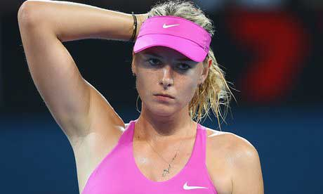 Maria Sharapova suspended for two years for doping