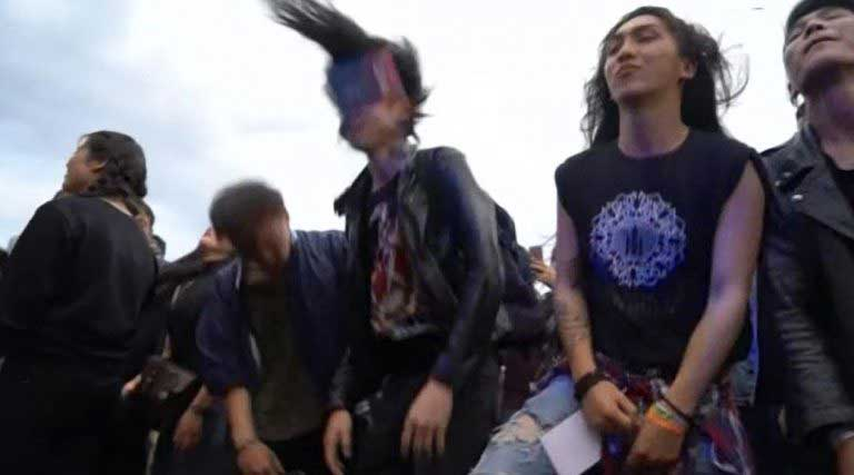 Mongolia's heavy metal generation hopes to shake up system at upcoming elections