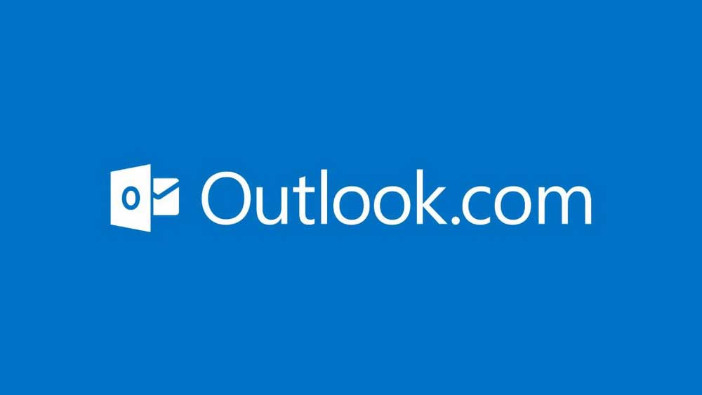 Outlook and Hotmail flooded by spam