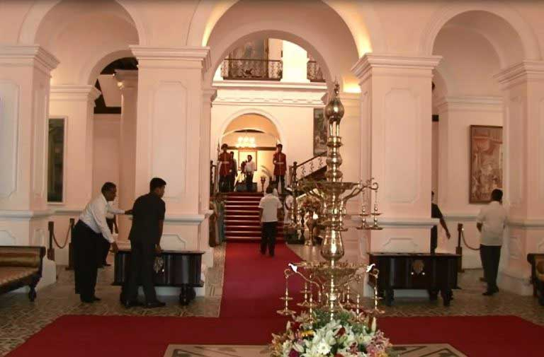 Presidential Palace declared open for public viewing