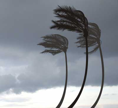 Weather Update: Strong winds to lash sea areas