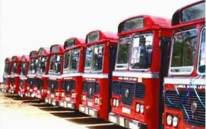 SLTB amends several bus route schedules