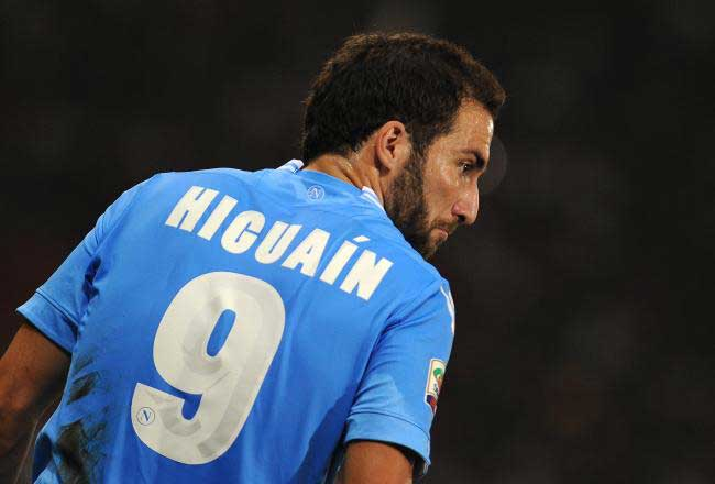 Juventus hammer out £75.3m deal for Gonzalo Higuain