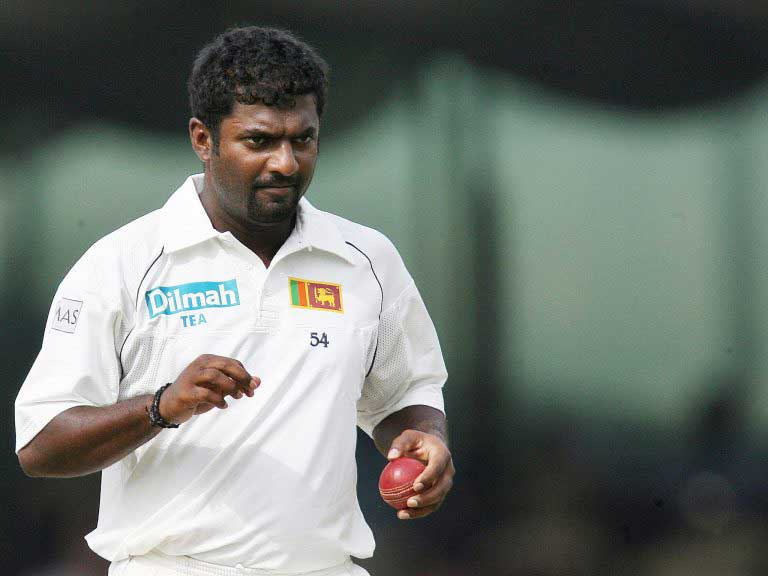 Spin legend Muralitharan to be inducted to ICC Hall of Fame