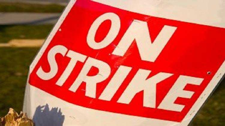 Paramedics services trade union commences strike
