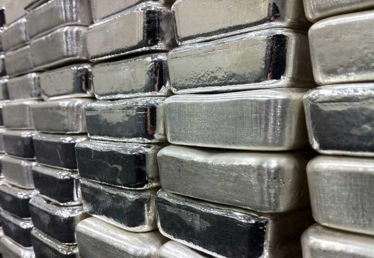 Silver streaks to highest level in two years