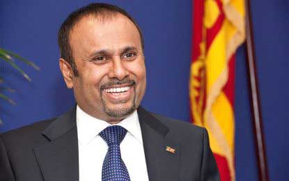 Bank accounts linked with Former Sri Lankan Ambassador to Russia frozen