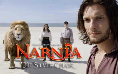 Chronicles of Narnia to reboot with Silver Chair