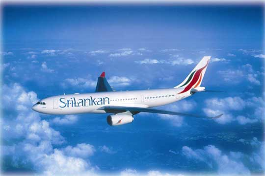 SriLankan Airlines pilot suspended over delayed flight
