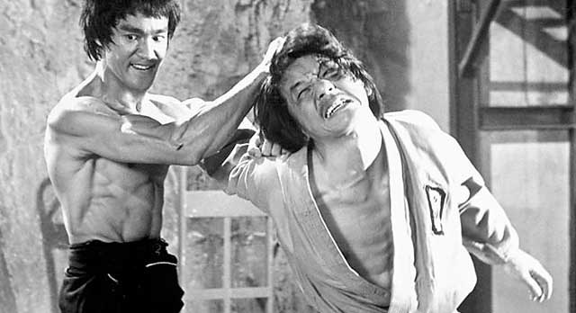 Jackie Chan And Bruce Lee Movie