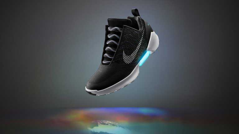 Nike's new self-lacing sneakers to hit the streets