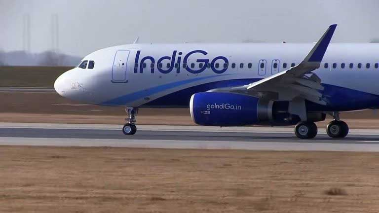 IndiGo Airlines flight troubled by 'sparking phone'